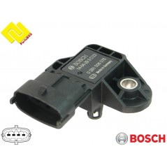Sensor MAP , BOSCH 0281006076 , Boost pressure control valve , https://partsbos.shop/