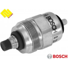 BOSCH F002D20502 Fuel Shutdown Shutoff Solenoid Valve 24V , PARTSBOS