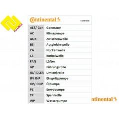 CONTINENTAL CT1028WP4