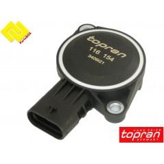 TOPRAN 116154 Sensor, SUCTION PIPE REVERSE FLAP SENSOR -PARTSBOS