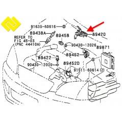 PARTSBOS P38074 ,89421-20190 ,89420-44030 , Intake Manifold Pressure Sensor MAP , https://partsbos.shop/