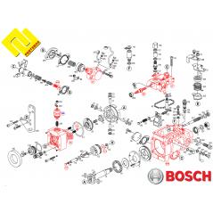 Fuel Distributor Pump ,BOSCH 0460424361