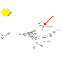 DENSO DOX-0357 , Lambda Sensor ,4 Pins ,Length:645 mm , https://partsbos.shop/