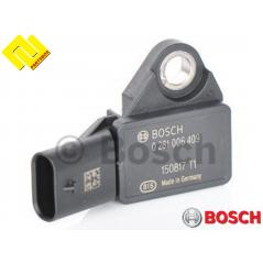 BOSCH 0281006409 Intake Manifold Pressure Sensor MAP , for SISU , https://partsbos.shop/