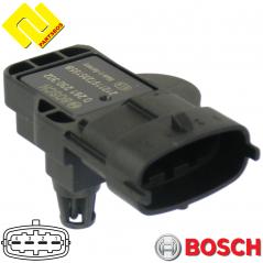 BOSCH 0261230302 ,0261230042 ,F01C600085 Intake Manifold Pressure Sensor MAP , PARTSBOS