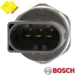 Fuel Injection Pressure Sensor BOSCH F00R004269 (replaces 0281002498 ) ,PARTSBOS