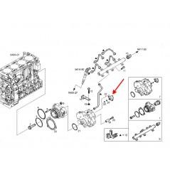 BOSCH 0928400739 Fuel Pressure Control Valve PARTSBOS