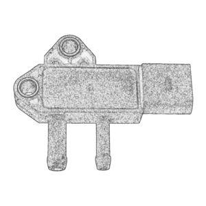 Exhaust Gas Pressure Sensors