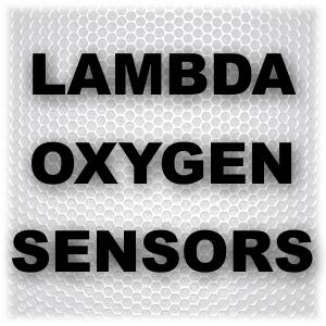 Lambda-Oxygen Sensors