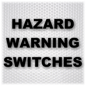 Hazard Warning Switches