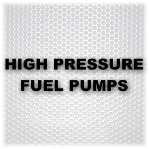 High Pr. Fuel Pumps