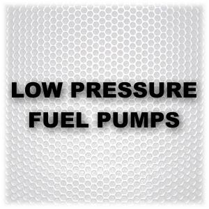 Low Pressure Fuel Pumps