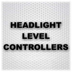 Headlight Level Controllers
