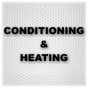 CONDITIONING & HEATING